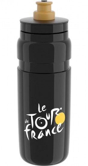 Bidón 750 Ml De Tour De France (Negro)