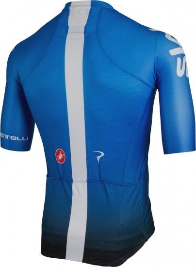 2019 Maillot Ciclista Manga Corta Aero Race 6.0 Training Edition De Team Sky