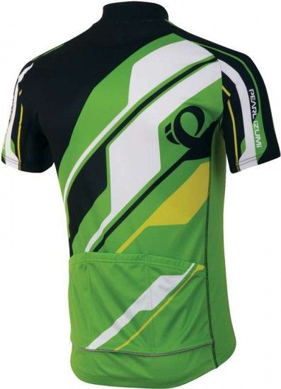 Maillot De Manga Corta Elite Ltd Jersey (Green Flash) De